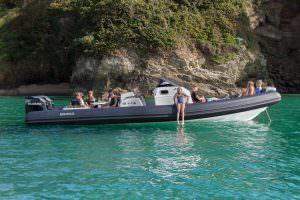 Eagle 10 Brig Boat