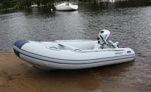 DH350 RIB Boat