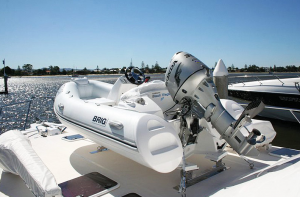 Eagle 340 Yacht Tender