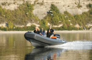 Eagle 6 Family RIB Boat