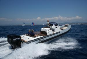 Eagle 10 RIB Boat