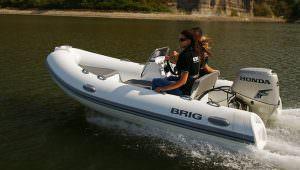 Falcon 380 RIB Boat