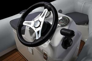 Falcon 330 Steering Wheel