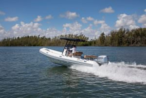 Navigator 730 Inflatable Boat