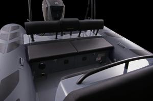 Navigator 730 Rear Seating