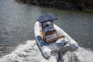 Navigator 730 Rear