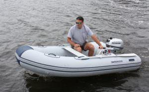 UL310 RIB Boat