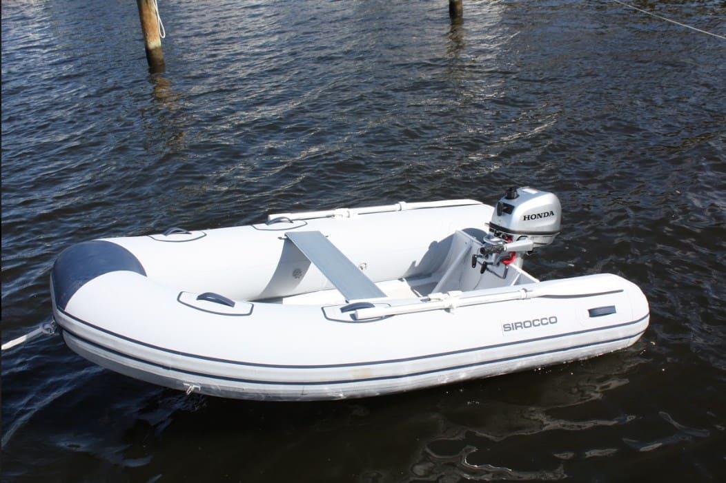 UL 270 - 8Ft Ultra-Lightweight Yacht Tender for Sale
