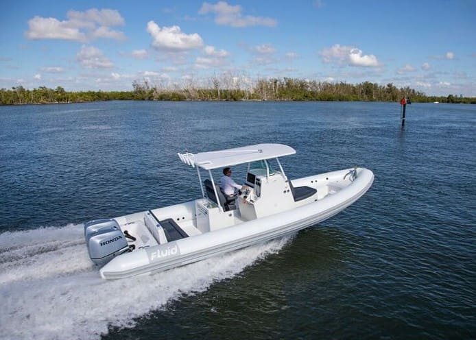 Tow Behind 880 28ft Ultimate Family Boat For Sale