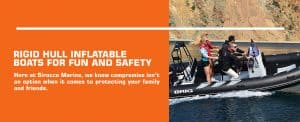 Rigid Hull Inflatable Boat Safety