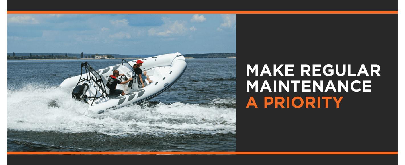 Make Regular Maintenance A Priority
