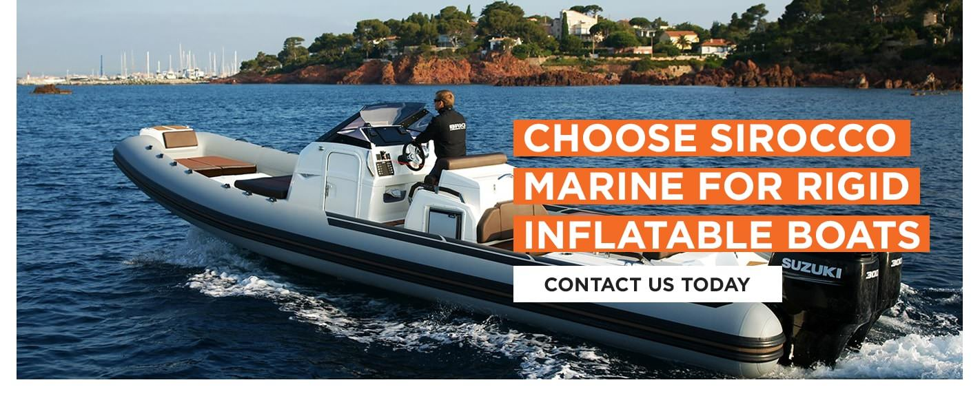 Ultimate Rigid Inflatable Boat Maintenance Guide | Sirocco Marine