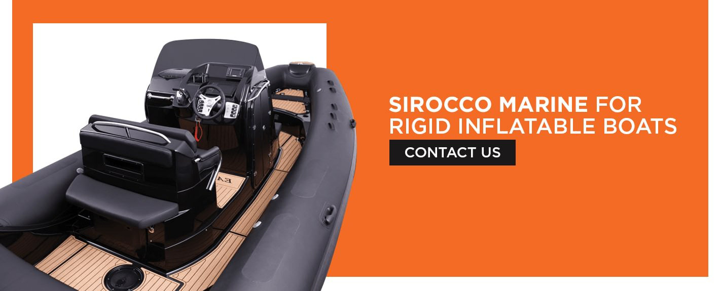 Sirocco Marine Rigid Inflatable Boats