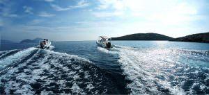 Brig boat in action -siroccomarine